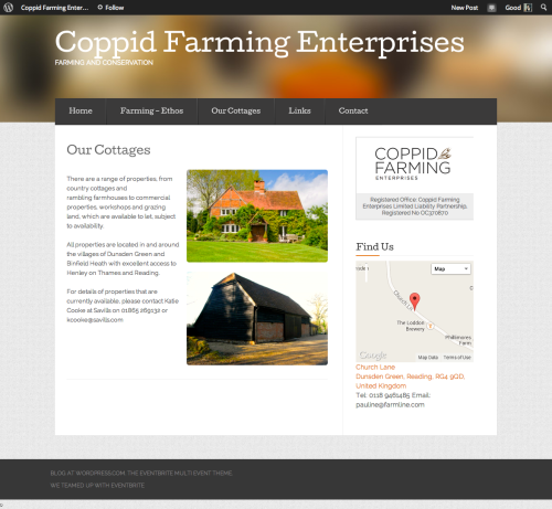 Our Cottages « Coppid Farming Enterprises